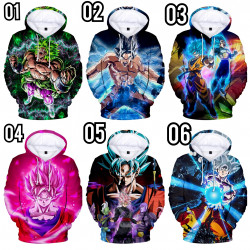 Sudaderas Dragon Ball infantil