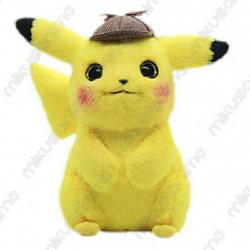Peluche Pikachu detective...