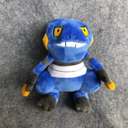 Peluche Croagunk - Pokémon