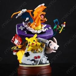 Figura Pokemon retro...