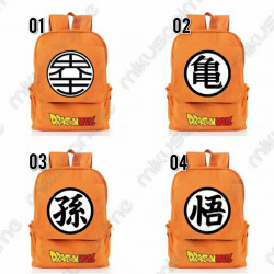 Mochila insignias Dragon Ball