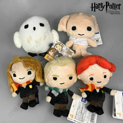 Set 6 peluches Harry Potter