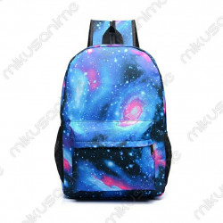 Mochila escolar galaxia