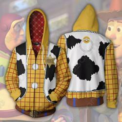 Chaqueta sudadera Woody -...