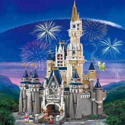 Castillo Disney 4080 piezas