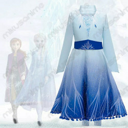 Disfraz Elsa - Frozen 2