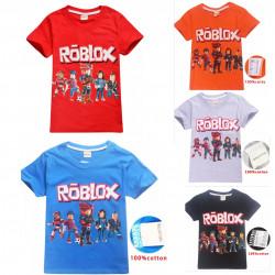 Camiseta roblox colores