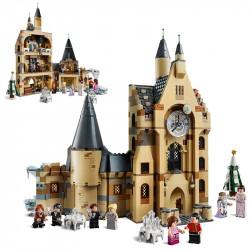 Torre del Reloj de Hogwarts...