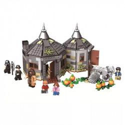 Cabaña Hagrid - Harry...
