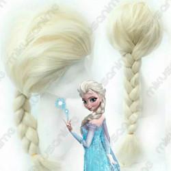 Peluca Frozen