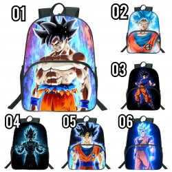 Mochila escolar Dragon Ball