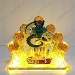 Figura lámpara Shenron...
