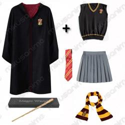 Disfraz Hermione capa +...