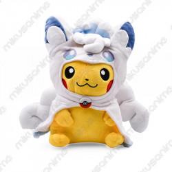 Peluche Pikachu Vulpix de...