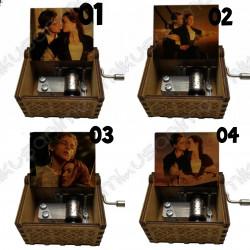 Caja musical Titanic