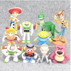 Set figuras Toy Story 3...