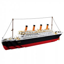 Lego barco Titanic