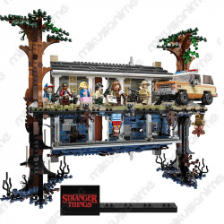 Lego Stranger Things -...
