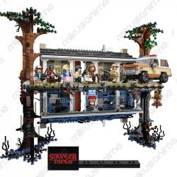 Lego Stranger Things -...