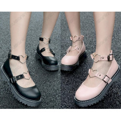 Zapatos Lolita kawaii...