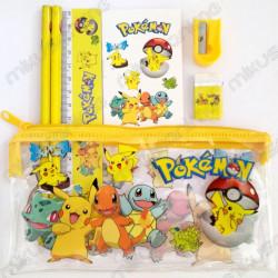 Set escolar Pikachu estuche...