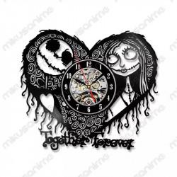 Reloj Jack y Sally...
