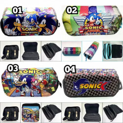 Estuche escolar Sonic The...