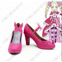 Zapatos Cosplay Beatrice -...
