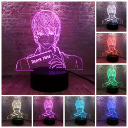 Lámpara Light Yagami Death...