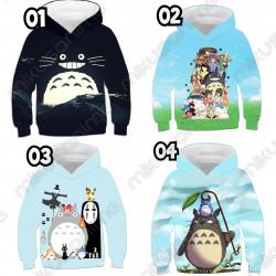 Sudadera infantil Totoro -...