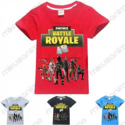 Camiseta Fortnite Royal Battle