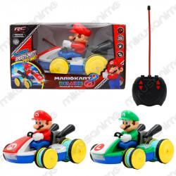 Coche Mario Kart Luigi -...