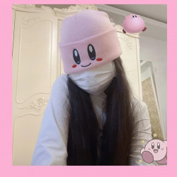 Gorro Kirby