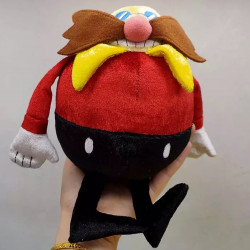 Peluche Doctor Eggman - Sonic